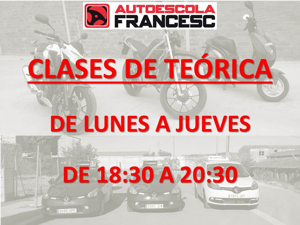 CLASES TEORICAS
